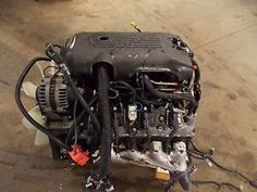 2006 CHEVROLET 6.0 LQ4 VORTEC ENGINE AND 2wd 4L80E