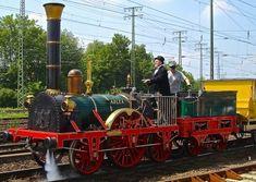 Die ersten Dampflokomotiven - Dampflok-Bilder.jimdo.com