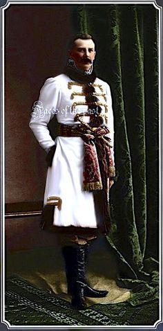 Prince Felix Yussupov the Elder at the Winter Palace Costume Ball of 1903. by ~VelkokneznaMaria on deviantART.