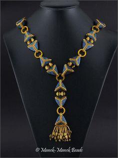 Triangulations by Manek-Manek Beads - Jewelry | Kits | Beads | Patterns