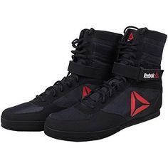 Reebok Boxing Boot - Black - 10 - http://www.exercisejoy.com/reebok-boxing-boot-black-10/boxing/