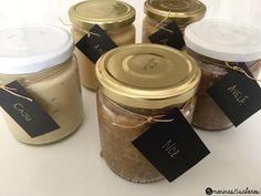 5 meninas 5 sabores: Manteiga de frutos secos