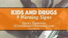 9 warning signs of substance use and abuse