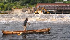 canoe race set to honor Penobscot history, free-flowing river Samuel De Champlain, Bangor, Cultural Events, Paddle, New England, Sailing, Canoes, River, History