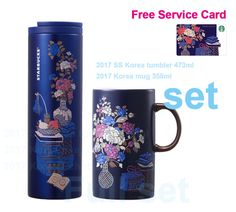 Starbucks KOREA Independence Day August 15 2015 Limited Edition BIG SLEEVE