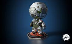 ArtStation - Meet MAT contest : Space Explorer, Yukai Art