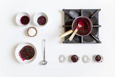 Marmellata di mirtilli e lamponi :http://www.laboratoriocingoli.it/marmellata-di-mirtilli/