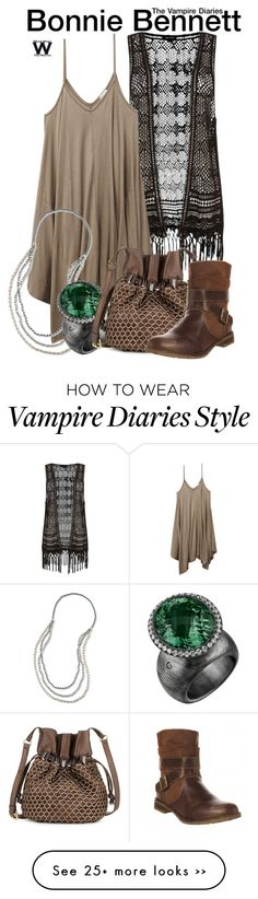 """The Vampire Diaries"" by wearwhatyouwatch on Polyvore"