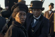 """""""Harriet,"""" a new film starring Cynthia Erivo, is the first feature film dedicated solely to the American icon 2020 Movies, New Movies, Movies And Tv Shows, Blockbuster Movies, Watch Movies, Harriet Tubman, Max Movie, Movie Tv, Lego Justice League"""