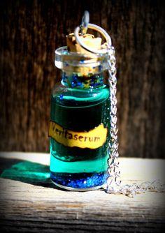 Harry Potter Potion Bottle Glitter Veritaserum