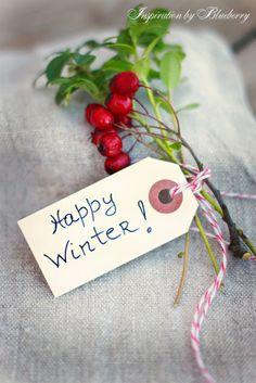 Happy Winter, Marry Christmas / Felice inverno, Buon Natale
