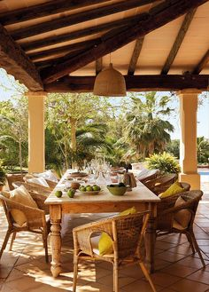 adelaparvu.com despre casa rustica Mallorca, casa de piatra, design interior Copper Haouse Design (3)