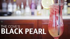 Learn the secrets behind your favorite Disney Parks mixed drinks. The Cove's Black Pearl: -- Ice -- Rum -- Vodka -- Gin -- Sweet and Sour -. Black Pearl Drink Recipe, Disney Resorts, Disney Parks, Disney Insider, Disney Food, Disney Recipes, Disney Stuff, Raspberry Liqueur, Coving