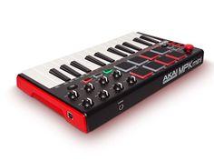 nice Akai Professional MPK Mini MKII 25-Key USB MIDI Controller