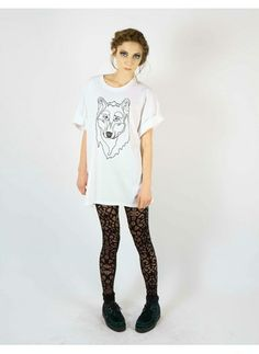 Baleeblu_ WTFUK _ FENRIR oversize T-shirt