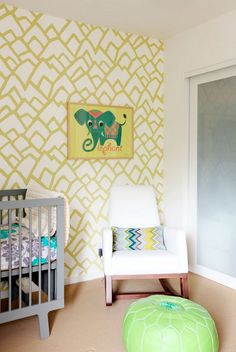 fun neutral nursery