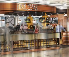 Phoenix Sky Harbor Restaurants: A Field Guide to Airport Dining