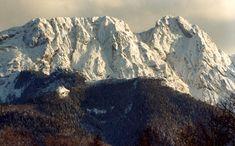 Giewont Mountain - Tatras Mountains, Poland