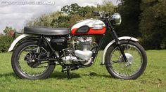 Memorable Motorcycle: Triumph TR6 - Motorcycle USA