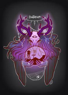 """purplepakwan: """"Huntokar the destroyer """""""