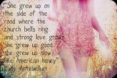 American Honey Lyrics from Emily Flooman. Awesome!