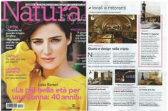 M: Comunicazione press Office Hotel Centurion Palace _ Natural Style _ maggio 2013