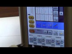 ▶ Using the Sensor Pen, Needle Beam, and Guide Beam on the Unity, Crescendo and Spirit - YouTube Sewing Lessons, Sewing Hacks, Sewing Tutorials, Machine Embroidery Projects, Embroidery Software, Embroidery Digitizing, Destiny Ii, Brother Dream Machine, Baby Lock Sewing Machine