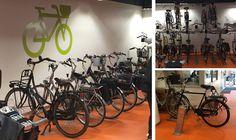 Bouwbedrijf Gebr Winkelaar heeft in opdracht van de Gemeente Purmerend een fietsenstalling compleet gerenoveerd. Voor de inrichting heeft men gekozen voor verschillende Falco fietsparkeersystemen. Stationary, Gym Equipment, Bike, Bicycle, Bicycles, Workout Equipment