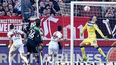 Stuttgart – Hannover 1:2 – Doppel-Schulz schießt Hannover zur Sensation - Bundesliga Saison 2015/16 - Bild.de