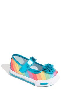 Stride Rite 'Jenna' Mary Jane Sneaker (Baby, Walker & Toddler) available at #Nordstrom