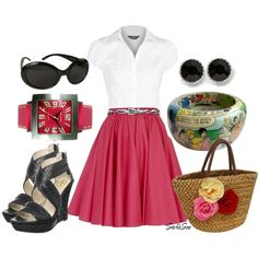 audrey-chic. love, but w/ kitten heels or ballet flats. by pupeditis