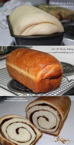 Cinnamon Swirl Yeast Bread