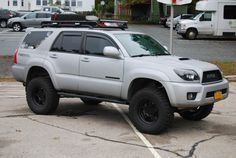 So far it's held up great and my other friend i have personally take a hit from a tree on the trail and put a dent in his FJ and plasti dip still held Lifted 4runner, 4runner Off Road, 2003 Toyota 4runner, 4th Gen 4runner, Toyota 4x4, Toyota Trucks, Dodge Trucks, Toyota Surf, Four Runner