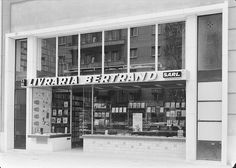 Livraria Bertrand, Lisboa (Portugal)