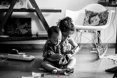 Irmãs: Nalu Rosa e Flor Teresa Foto: Maíra Suarez Fotografia Sister Kids Baby ❤️