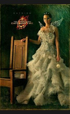Hunger Games Poster, Katniss, Gallery