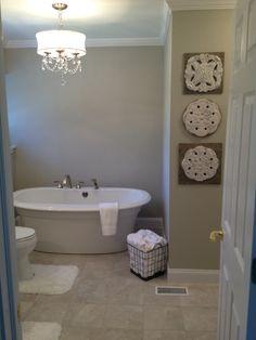 Transitional Bathroom With Copper Accents | Ardmore PA   Traditional    Bathroom   Philadelphia   Ferrarini Kitchen U0026 Bath | Bathroom Ideas |  Pinterest ...