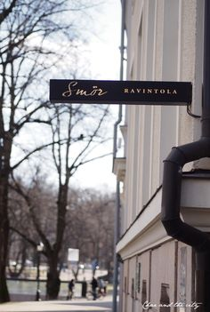 Restaurant Butter in Turku, Finland
