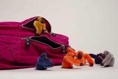 Kipling Seoul Backpack - Stop Motion Kipling Backpack, Kipling Bags, Kipling Monkey, Make Happy, Stop Motion, Seoul, Gym Bag, Backpacks, Sachets