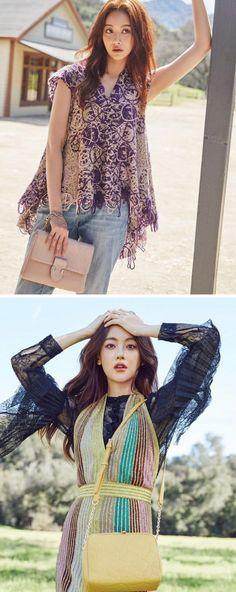 """""""화사한 봄날""""… 오연서 Oh Yeon Seo"""