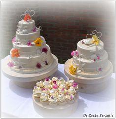 Beach Weddingcake bloombites