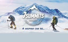 A Woman Can Be: Με στόχο την κατάκτηση των 7 κορυφών!