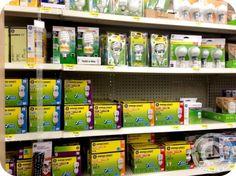 GE Lighting energy efficient light bulbs #GELighting