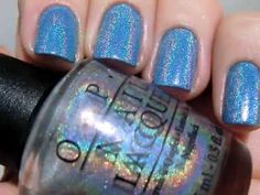 SRO (Standing Room Only) Silver - using as top coat holo