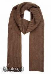 Gant Camel Ribbi Kaulaliina / Gant Camel Ribbi scarf