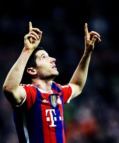 Robert Lewandowski :)