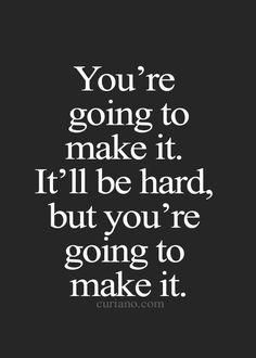 Yes I will!