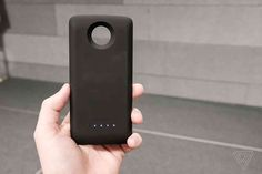 Motorola intros Mophie Juice Pack Incipio Car Dock Moto Mods