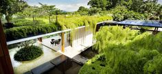 The Willow House is a private residence designed by Guz Architects. Located in…