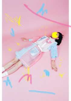 Death by kawaii overload. Editorial Fashion, Fashion Art, Rocky Horror, Look Vintage, Monochrom, Candy Colors, Colorful Fashion, Pastel Colors, Pop Art